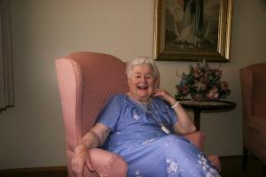 Sister Joanna Connelly, SHF