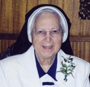 Sister M. Yolanda DeFrancesco