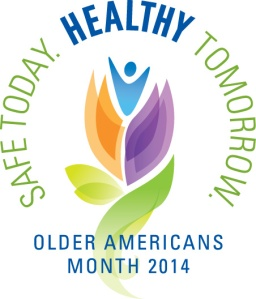 Older American's Month is May
